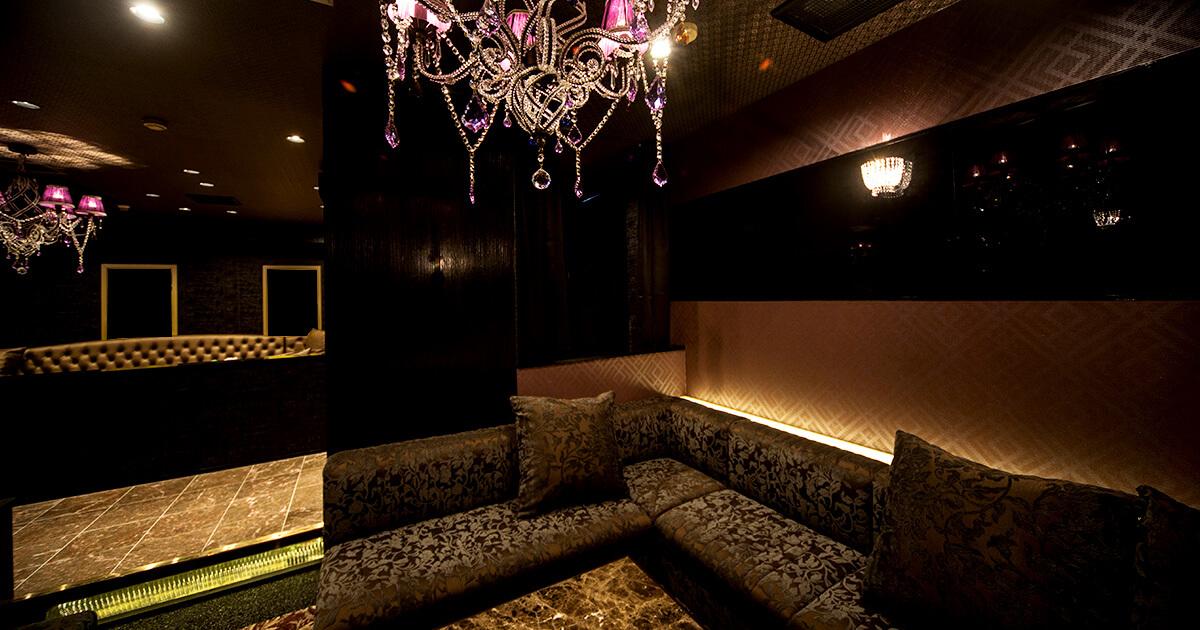 lounge S 店内写真