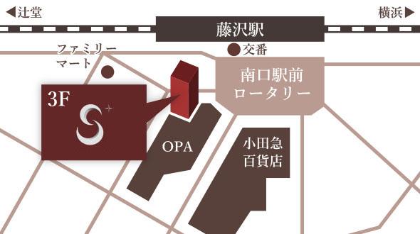 lounge S アクセスマップ