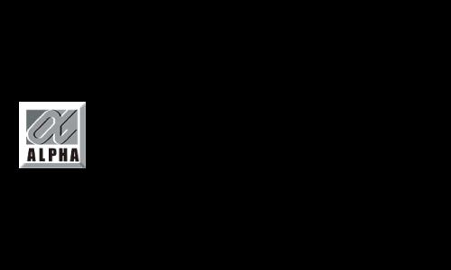 アルファグループ 男性求人ロゴマーク